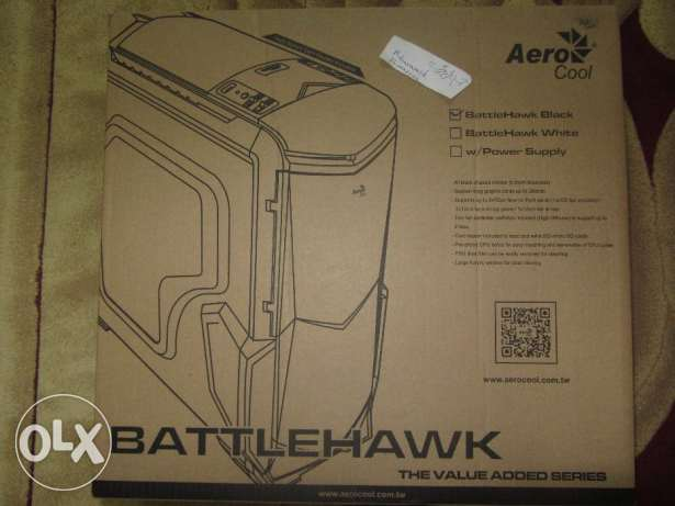حــاوية حاسوب : PC Case : AeroCool BattleHawk الرستاق -  6