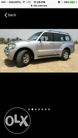 Pajero number 1 for sale. Good condition
