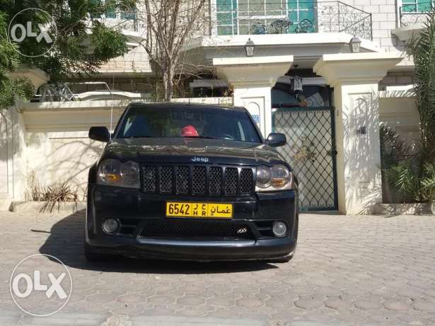 Jeep Cherokee 2008 SRT8 for SALE مسقط -  1