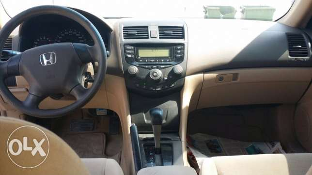 Accord 2007 Excellent Condition مسقط -  5