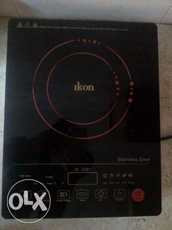 Infrared Cooker (Ikon Model 20B 1 )