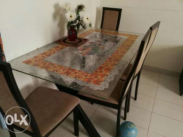 Dining table with excellent condition