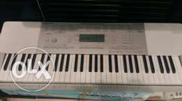 Casio keyboard model lk280