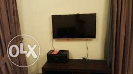 "40"" Hisense smart tv with air mouse remote"