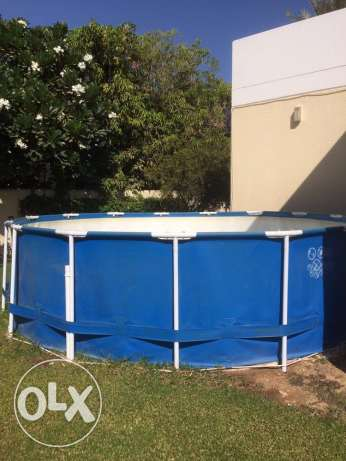 15ft Swimming Pool for sale السيب -  1