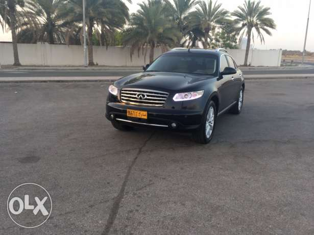 Fx35 2007 خليجي GCC for sale للبيع