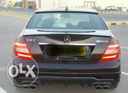 مورسيدس C300 AMG full AMG BODY KIT