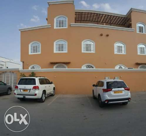 Al Anseb Smart Twin Villa Commercial n Residental 4 BHK + Parking