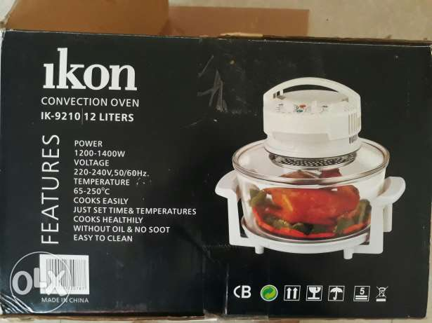 Convection Oven- Ikon