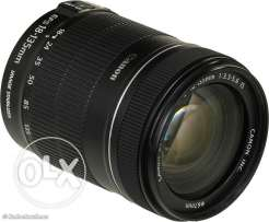 Canno lens 18-135mm