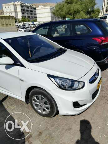 For sale hyundai accent...model 2013...good condition مسقط -  2