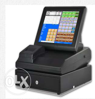 جهاز محاسبي POS ALL IN ONE TOUCH