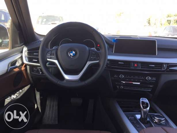 BMW X5 - 2016 - 5 years international warranty مسقط -  6