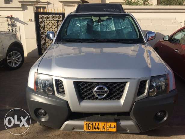 FOR SALE: Nissan X-Terra 2012 Off-Road 4x4 in excellent condition.