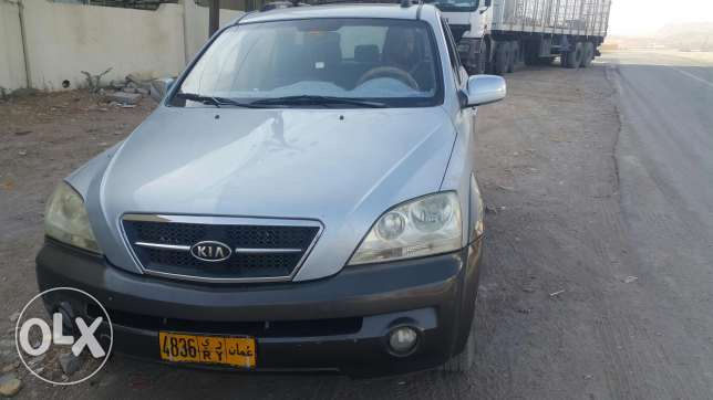 Kia sorento 2005 full automatic السيب -  3