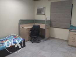 Full Furnished Room available in Al Ghubra Just for exclusive bachelor