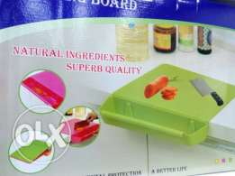 vegetable cutting tray