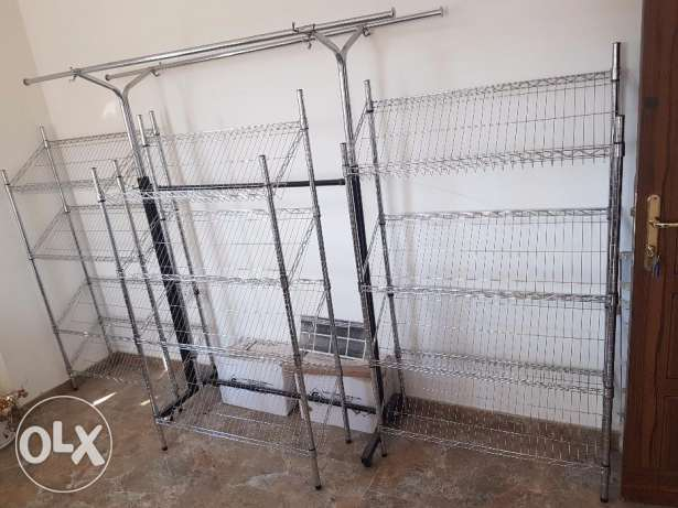 Display Shelving for sale مسقط -  1