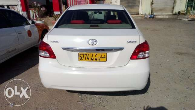 TOYOTA Yaris 2007 Model