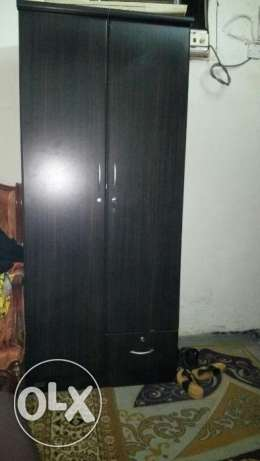 New bed and cabord for sale مسقط -  1