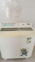 Semi automatic 9kg washing machine for sale