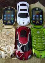 car designed mobile phone