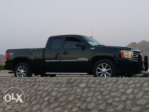 Gmc pick up 2008