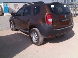 Renault Duster for Sale in Good Condition Automatic 2014 Model
