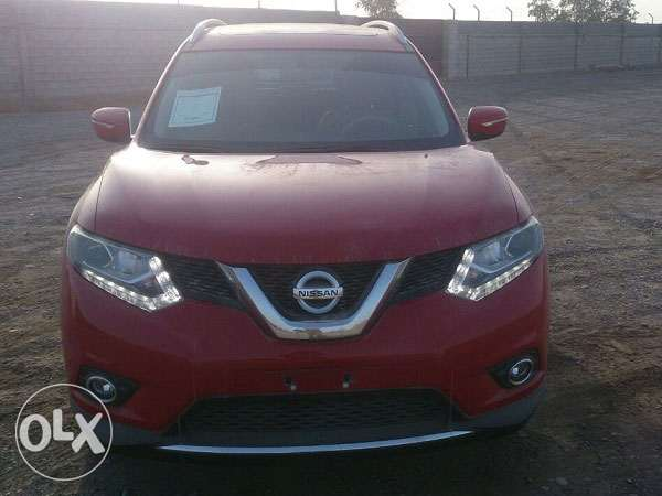 2015 Nissan X-Trial 2.5 SL Red بركاء -  3