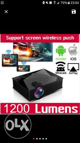 جهاز عرض Projector Full HD