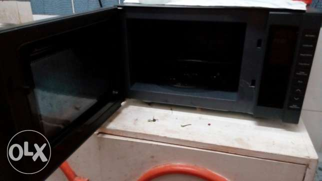 Sanyo microwave oven for sale روي -  2
