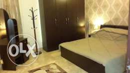 Fully Furnished Falt 1BHK For Rent In Al Azibha(Bheind Sulthan center)