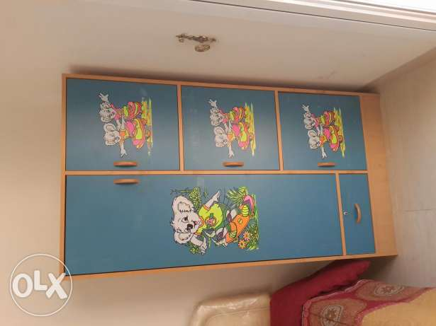 A Cubboard for children . صحار -  4
