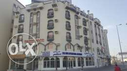 Wadi kabir muscat 1.2 &3 bed room flat available for rent