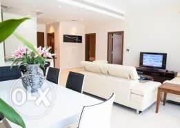1BHK Apartment, Al Shatti Qurum Fully Furnished and all Inclusive!