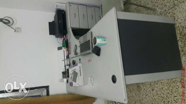 Office Table for URGENT sale in ruwi