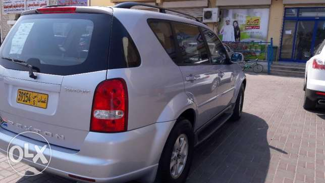 Ssang Yong low mialage vehicle in excellent condition صحار -  5