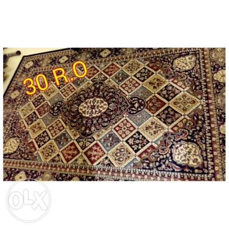 Turkish Carpet, size 2*3, clean and tidy بوشر -  1