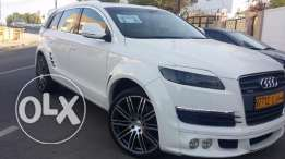 Fully Modified 2008 Audi Q7 For Sale