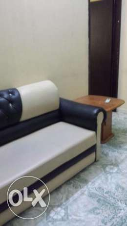 Azeba behind sultan center Fully furnished spacious 2 BHK for rent مسقط -  2