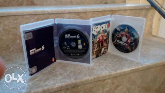 Ps3 2 CD for 25 rial