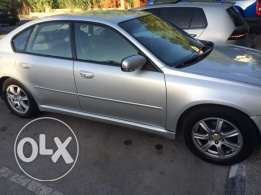 Subaru legacy 2006 full automatic in very good condition accident free