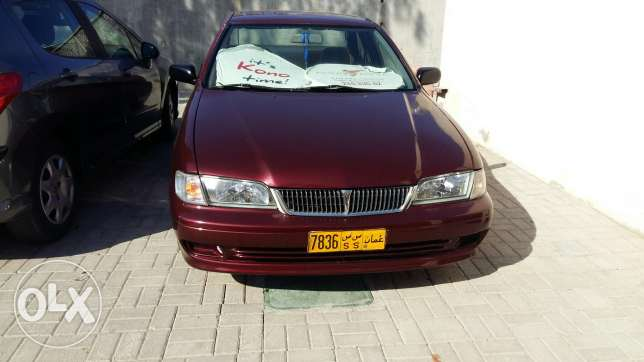 Nissan sunny for sell.. going cheap... only 650 مسقط -  2