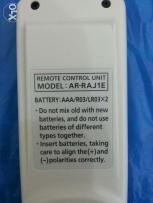 general brand new ac remot control for sale