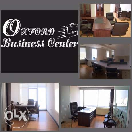 Office for rent ( furnished )