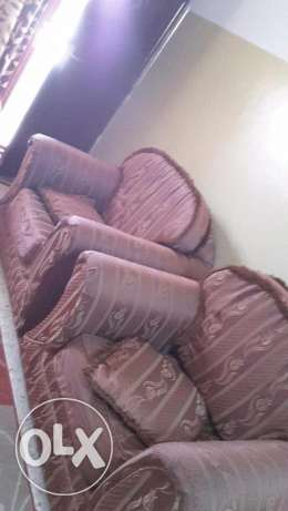 Sofa set for sale مسقط -  3