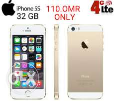 I phone 5s new 32gb