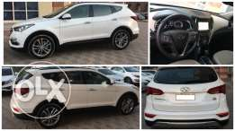 Best offer !! Top of the range Hyundai Santafe 2016 just 7 months