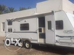 trail lite trailer ( caravan) for sale