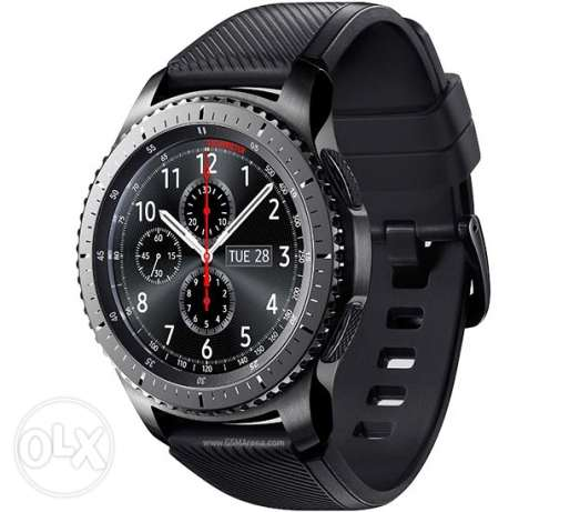 Samsung s3 frontier watch